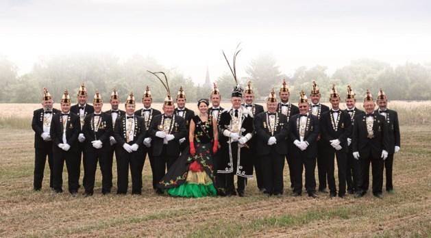 38ste Carnaval Zonder Grens bij De Djimmers in Moelingen