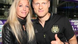 Annelien Coorevits en Olivier Deschacht in het geheim getrouwd