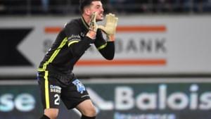 AA Gent verlengt contract van tweede doelman