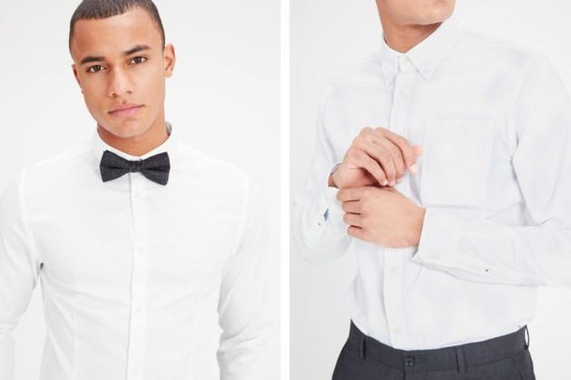 Mannen: zo vind je een perfect passend wit overhemd