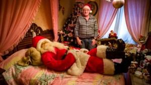 """VIDEO. """"Wij slapen in de zetel, want de kerstman ligt in ons bed"""""""