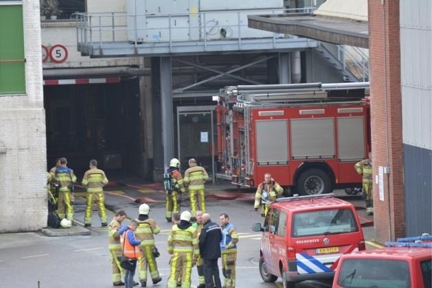 Brand in Maastrichtse glasfabriek: omwonenden moeten ramen en deuren gesloten houden