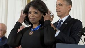 """""""Oprah Winfrey denkt er actief over na om de volgende president van de Verenigde Staten te worden"""""""