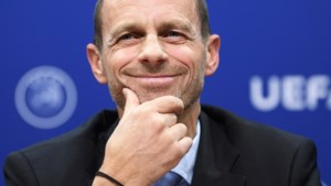 UEFA-voorzitter Ceferin wil luxetaks voor clubs