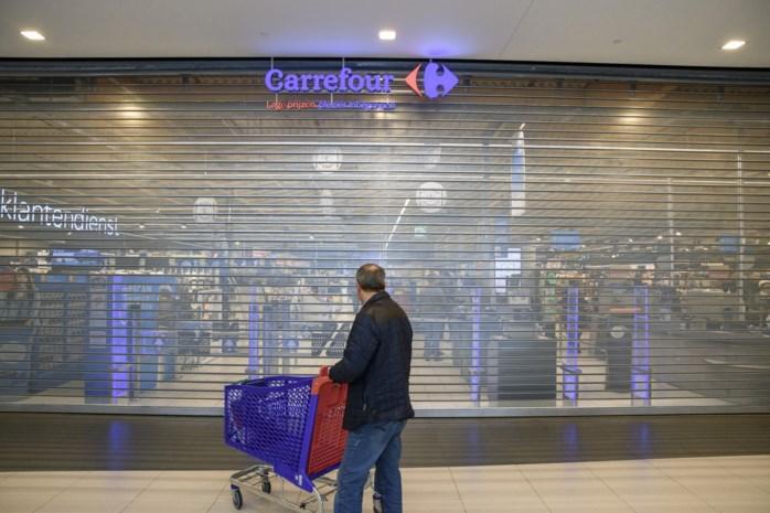 Carrefour sluit hypermarkt in Genk: 90 banen op de tocht