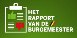 Gemeenteraadsverkiezingen 2018 : Het rapport van jouw burgemeester