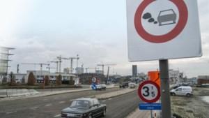 Helft van automobilisten weet nog steeds niet of wagen Antwerpen binnen mag