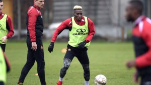 KV Mechelen huurt Ivoriaan Bagayoko van OH Leuven