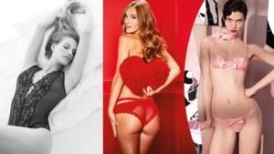 De verleidelijkste lingerie voor Valentijn