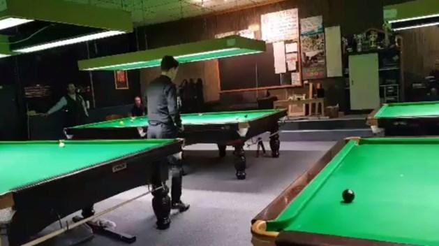 Duitser Kleckers pot 147 in Limburgse interclub