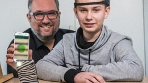 Hasselaar ontwikkelt app die verborgen epilepsieaanvallen van zoon (13) detecteert