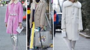Van lavendel tot witter dan wit: met deze streetstyle trends uit New York wacht je in stijl op de lente