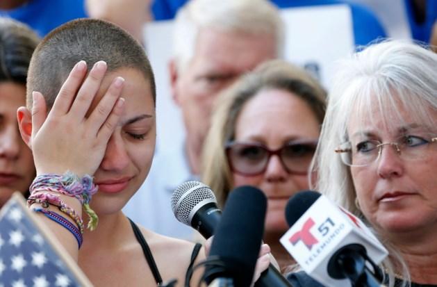 """Emma (18) overleefde schietpartij Florida: """"Aan elke politicus die geld ontvangt van de wapenlobby: Shame on you!"""""""