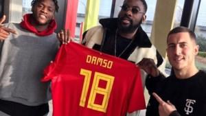 """Voetbalbond """"staat open voor gesprek"""" over WK-lied van omstreden rapper Damso"""
