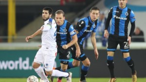 KRC Genk start bij leider Club Brugge