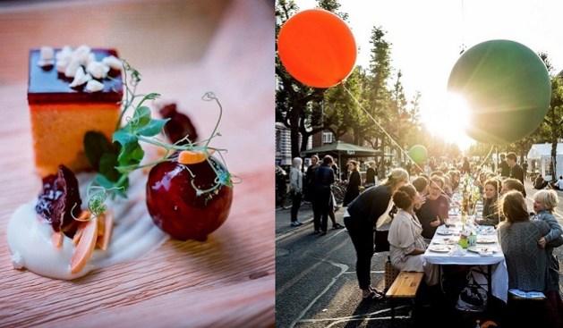 Vergeet de muziek: in deze Europese steden moet je zijn voor de leukste foodfestivals