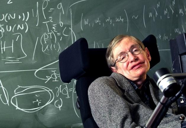 Laatste werk van Hawking voorspelt het einde van ons bestaan