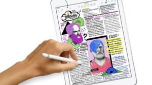 Nieuwe iPad: tekenen op de tablet