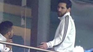 OEFENINTERLANDS. WK-tegenstander Rode Duivels krijgt pandoering, Messi kan vernedering Argentinië niet aanzien