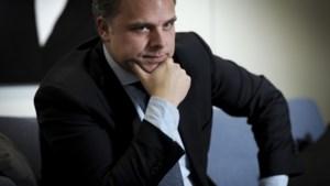 """Philippe De Backer: """"Ik ben niet bezig met dromedarissen op Facebook of Twitter te posten, ik werk liever."""""""