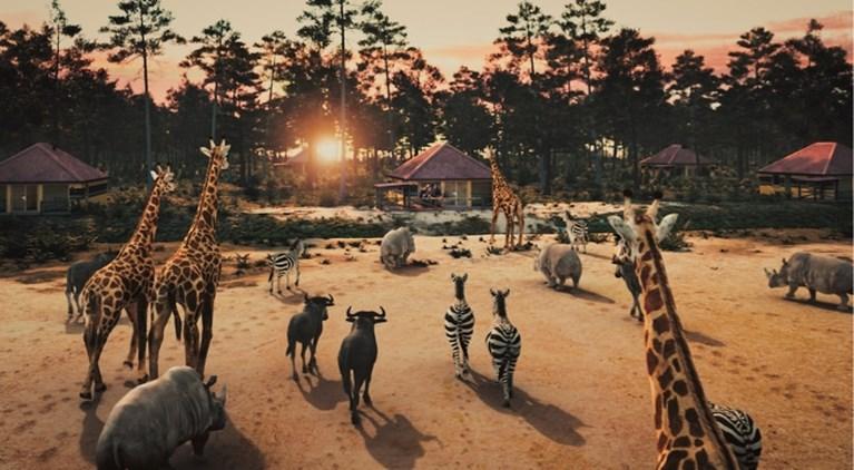Met deze nieuwigheden pakken de pret- en dierenparken binnenkort uit