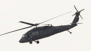 Amerikaanse legerhelikopter stort neer in Irak