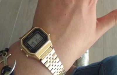 """""""Help ons alsjeblief Zara's horloge terug te vinden"""""""