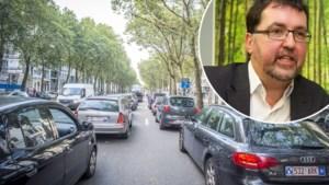 Groen wil auto's weg uit Antwerpse binnenstad