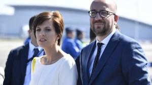 CDH trekt vraag terug om vrouw van premier Michel te ondervragen in F-16-gate