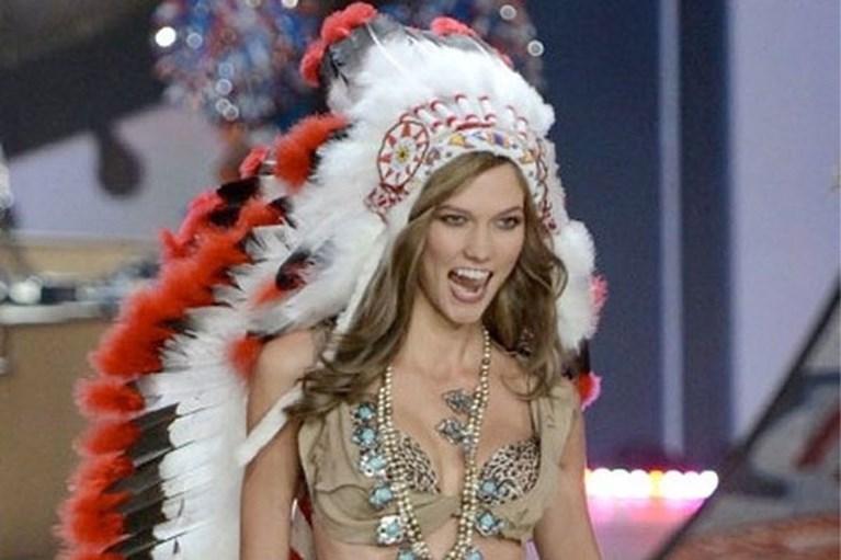 Blond alter ego van topmodel Bella Hadid ontketent relletje