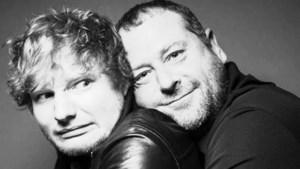 De enige man van wie Ed Sheeran het niet erg vindt dat die hem voortdurend bekijkt