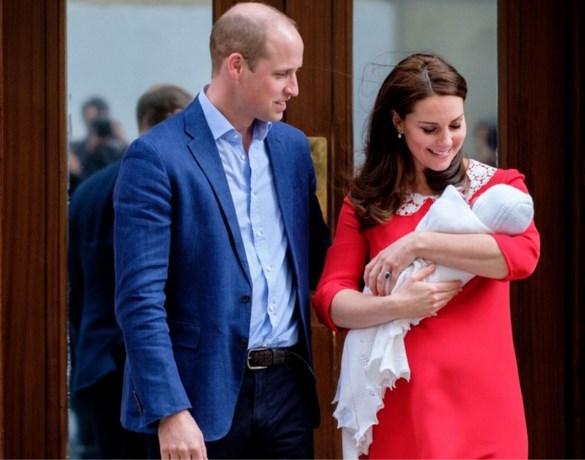 Waarom Kate en William de naam Louis kozen voor hun derde kindje