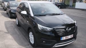 Op maat van een urban lifestyle: de Opel Crossland X maakt je leven makkelijker
