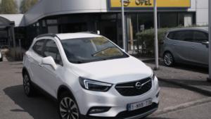 Straffe koffie: de compacte Opel Mokka X verrast met luxe en technologie