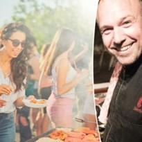 Tien tips van BBQ-kampioen Peter De Clercq