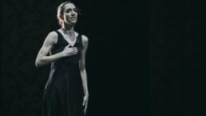 """Hanne Decoutere danst voor eerst in vijftien jaar weer voor publiek: """"Mijn hart klopte in mijn keel en bleef maar bonken"""""""