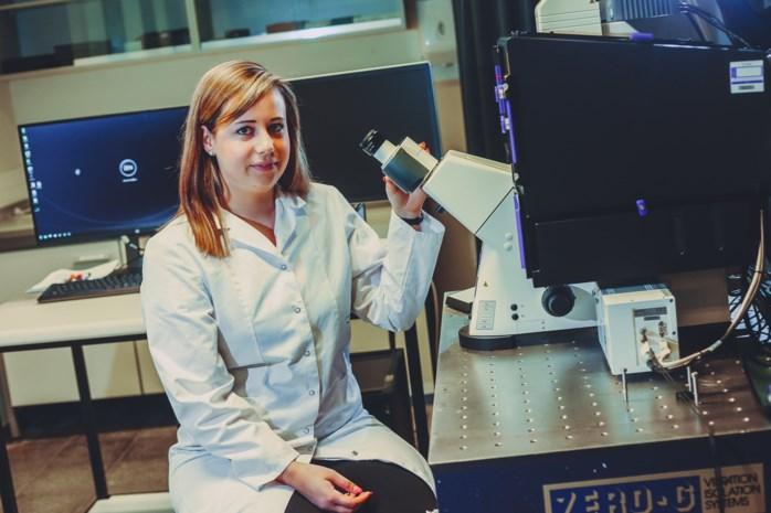 """Neerpeltse (27) ontwikkelt techniek om roetdeeltjes op te sporen: """"Houtkachel komt er thuis zeker niet in"""""""