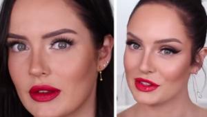 Zie jij het verschil tussen een make-uplook van 200 en 2.000 euro?