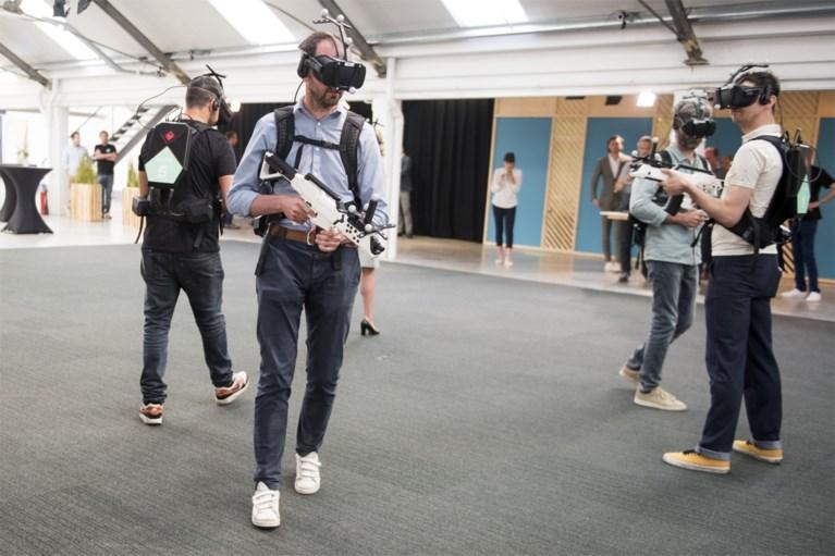 Telenet opent 'virtual reality'-park in Antwerpen en komt met eigen game