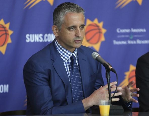 Phoenix Suns krijgen eerste keuze in 2018 NBA Draft