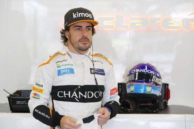 """Fernando Alonso: """"Maanden geleden beslist om de F1 te verlaten"""""""