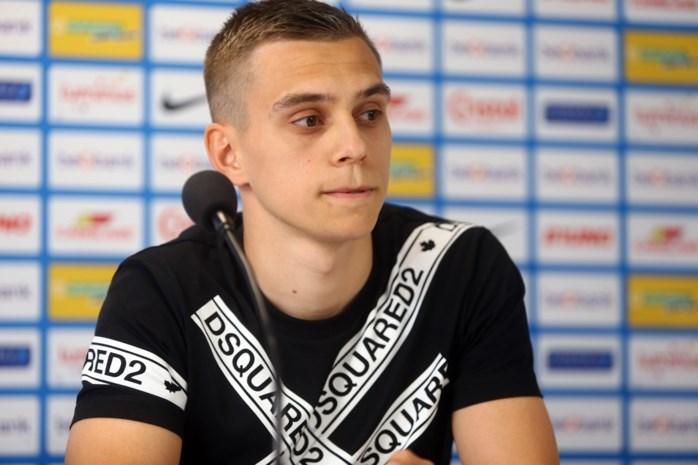 """Leandro Trossard na contractverlenging: """"Ik voel me heel goed in Genk"""""""
