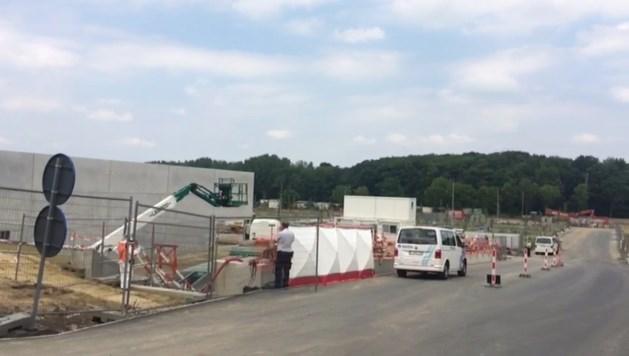 Arbeider uit Bree komt om het leven nadat hij onder betonnen wand terechtkomt
