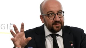 """Premier Michel: """"We volgen situatie op de voet, pas later meer info"""""""