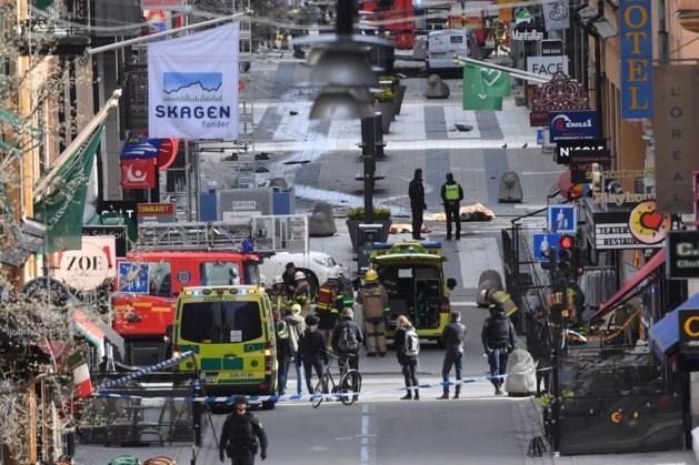 Levenslang voor man die in Stockholm aanslag met vrachtwagen pleegde