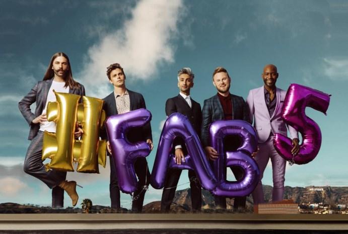 Het succesrecept van 'Queer Eye': Waarom we fan zijn van de Fab Five