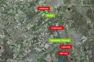 Aanleg van Noord-Zuid tussen Lommel en Eindhoven gaat volgend jaar al van start