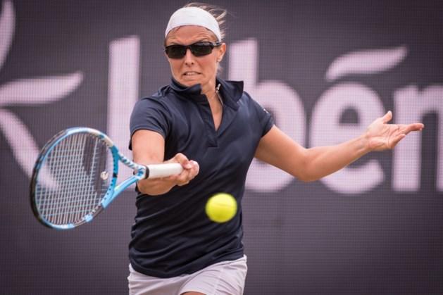 Kirsten Flipkens stoot door naar finale in Rosmalen