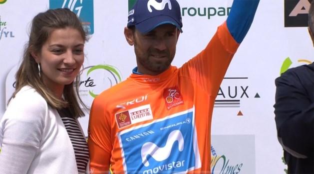 Valverde slaagt net niet in coup, maar pakt wel eindzege in Route d'Occitanie