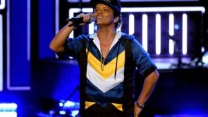 RECENSIE. Bruno Mars op Werchter Boutique, een welgekomen shot adrenaline